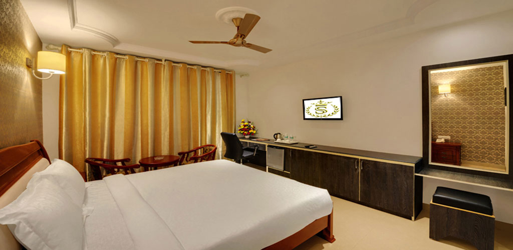 SS Grand - Best Hotel in Rameswaram